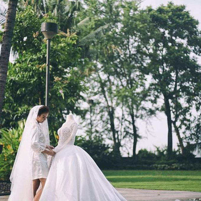 ALAN & SONIA WEDDING DAY by Tinara Brides - 002