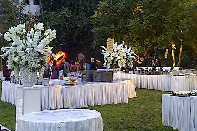 Outdoor Wedding Party by YS CATERING - 002
