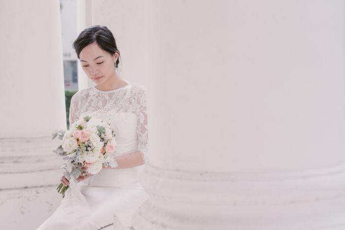 Bridal Bouquets by Ever & Blue Floral Design - 004