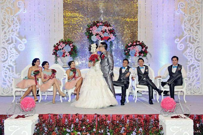 Wedding Arrangements by Fluxerchef Jakarta - 008