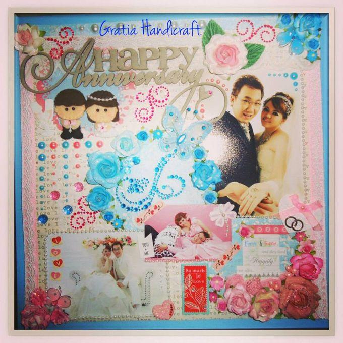 Scrapbook in Frame by Gratia Handicraft - 006
