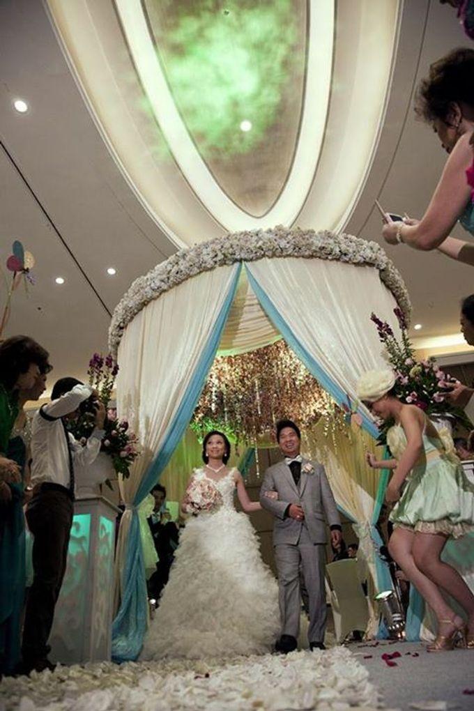 The Wedding of Ricky n Vina by Samudra Foto - 006