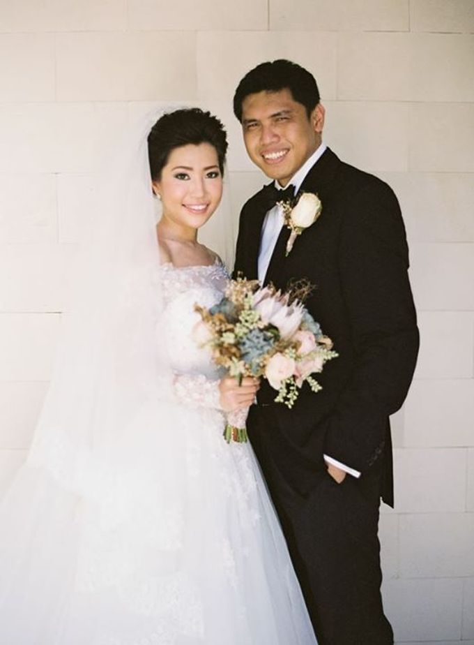 Indah & Robin Wedding by Angga Permana Photo - 018