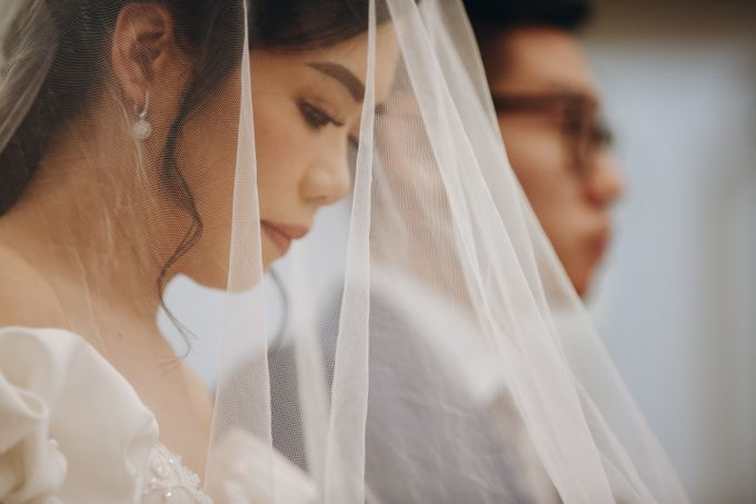 Holy Matrimony Of Hendy & Pricillia by Eugene & Friends - 004