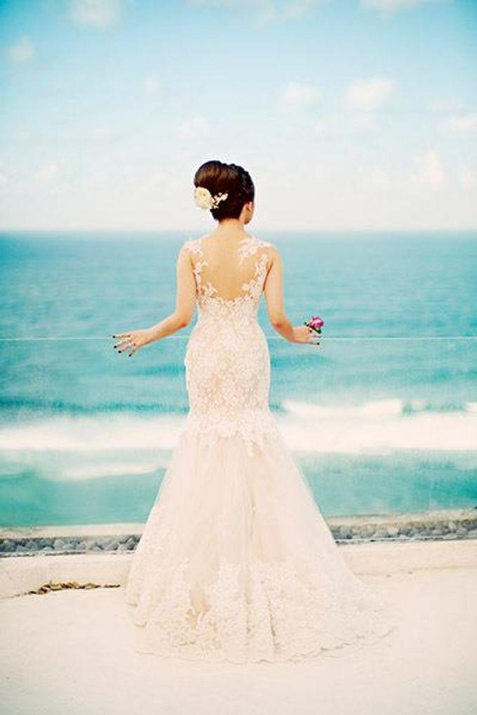 Kevin & Nastassya's Bali Wedding by Flying Bride by Flying Bride - 001