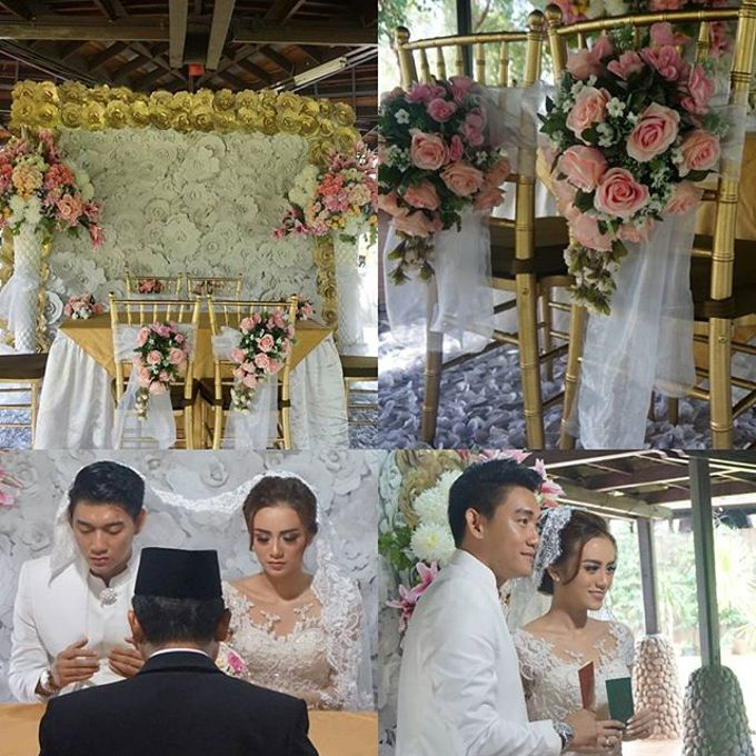 Wedding of Ifan Seventeen & Dylan Sahara by Sparkling Organizer - 008