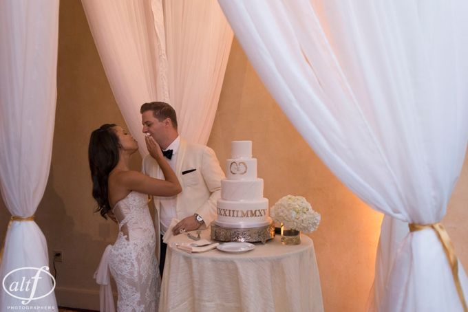 It Will Always Be Us - The Wedding of  Janylle and  Zach at The Westin Lake Las Vegas by Andrea Eppolito Events - 013