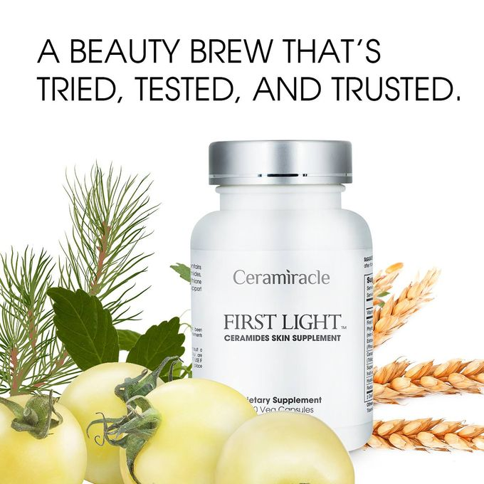 Beautiful Skin begins with exceptional skin care by Ceramiracle, Inc - 003