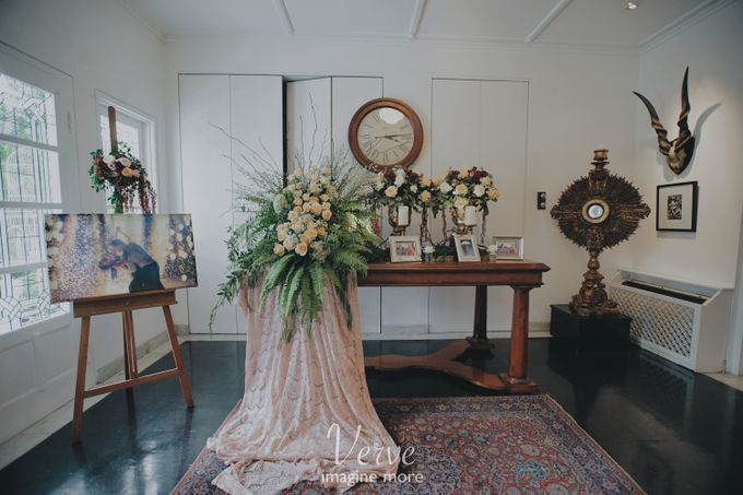 WEDDING CEREMONY OF ANGGINA & JUSTIN by DIY Planner - 016