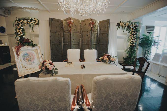 WEDDING CEREMONY OF ANGGINA & JUSTIN by DIY Planner - 017