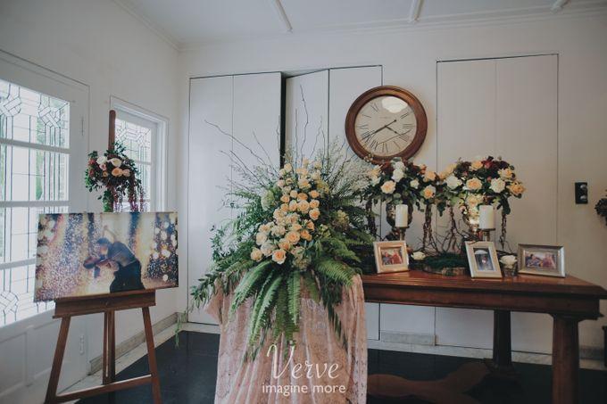 WEDDING CEREMONY OF ANGGINA & JUSTIN by DIY Planner - 018
