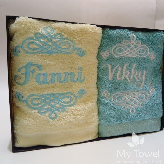 Ecru For Vikky & Fanni by Hanna Sherly MUA & Hair Do - 002