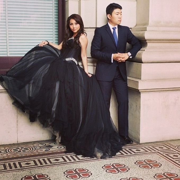 Prewedding hair and makeup by Elly Liana Makeup Artist - 033