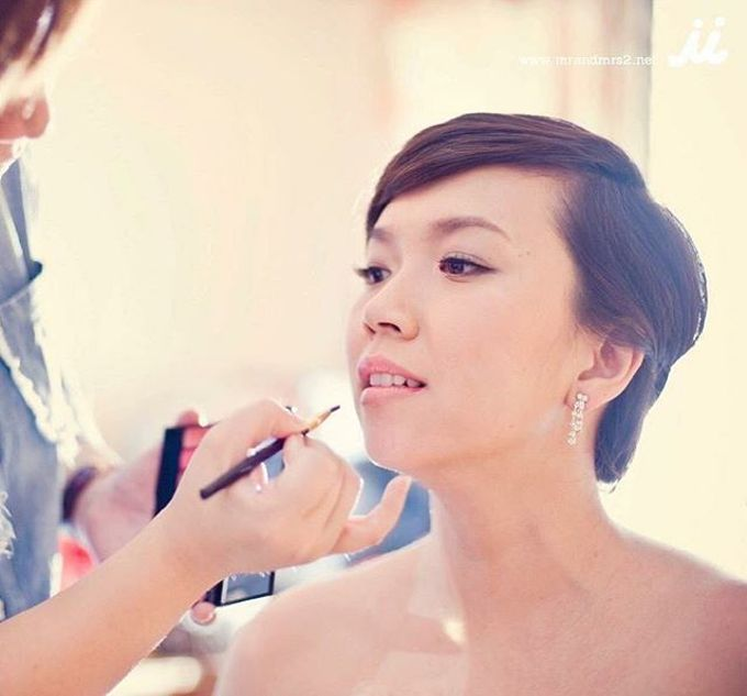 Brides by Jocelyn Tan Make Up - 019