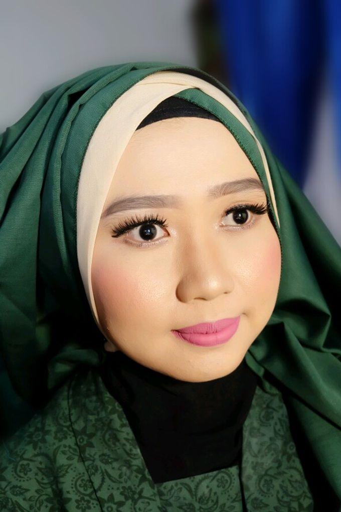 Makeup Bridesmaid by VidJei Makeup - 013