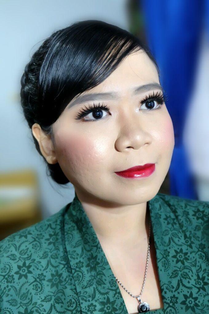 Makeup Bridesmaid by VidJei Makeup - 008
