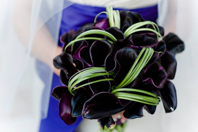 Bridal Hand Bouquets by Sing See Soon - 006