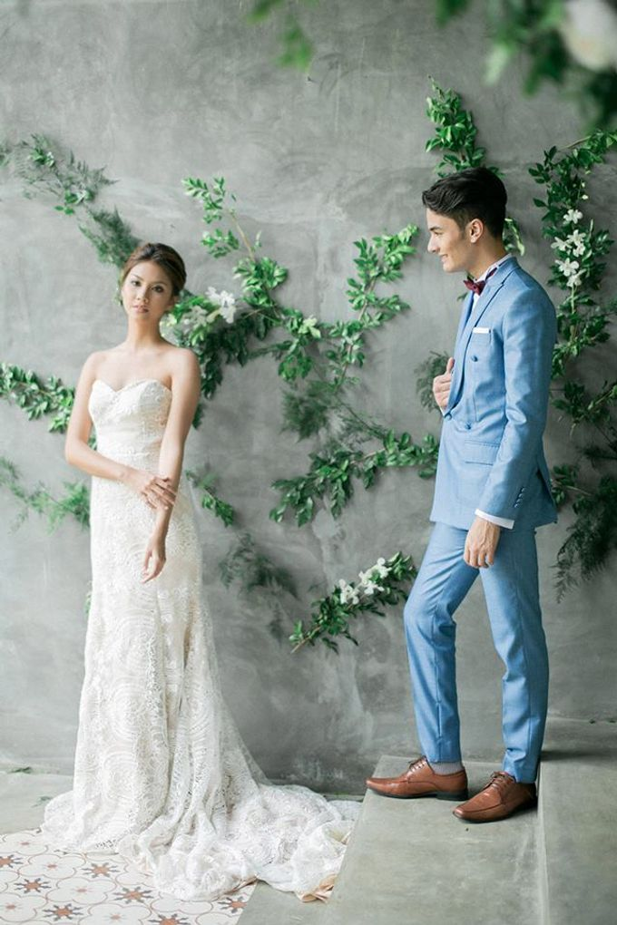 Fashion Styled Shoot by Paulo Lazaro Design - 005