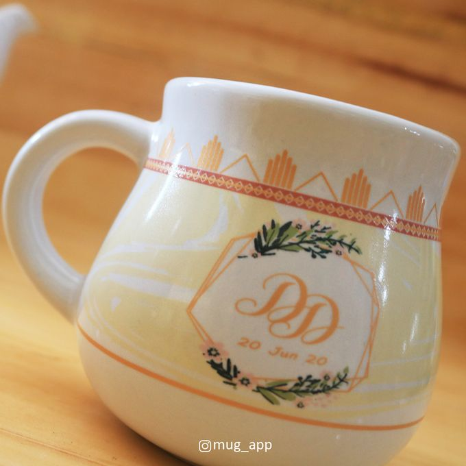 THE WEDDING OF DIANI & DONI by Mug-App Wedding Souvenir - 009