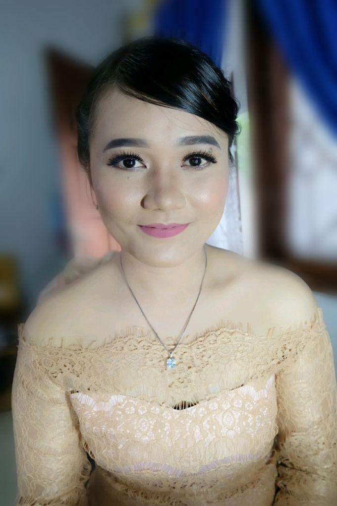 Makeup Bridesmaid by VidJei Makeup - 021
