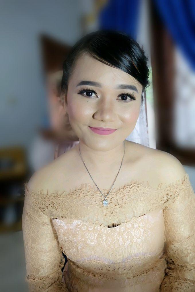 Makeup Bridesmaid by VidJei Makeup - 020