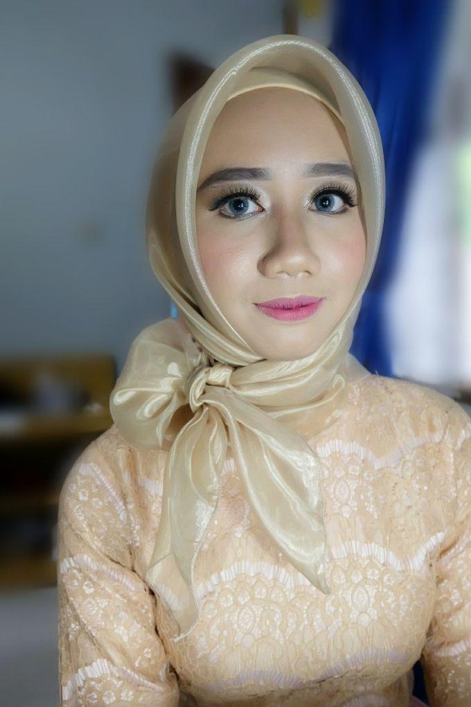 Makeup Bridesmaid by VidJei Makeup - 023