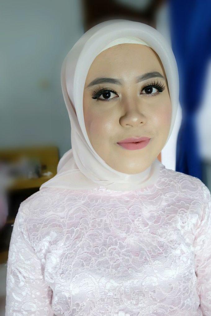 Makeup Bridesmaid by VidJei Makeup - 018