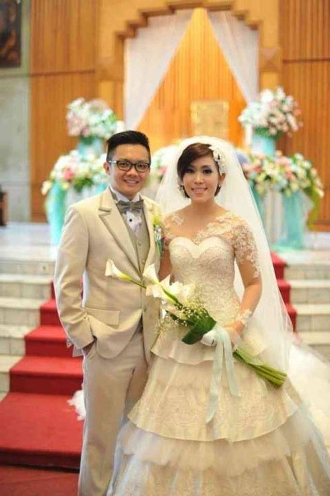 Wedding Arrangements by Fluxerchef Jakarta - 009