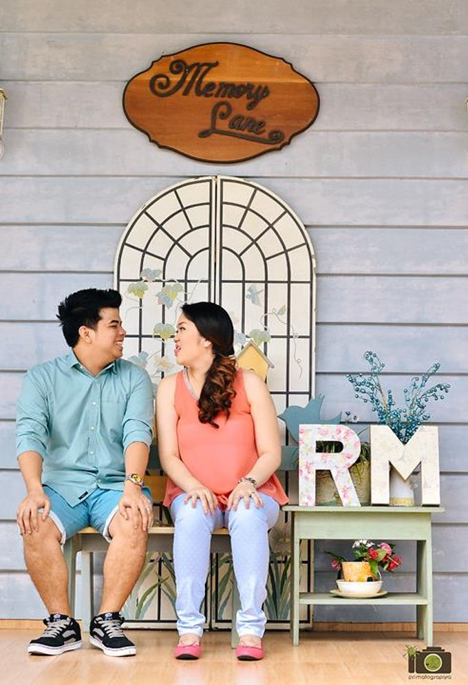 Ron and Mimi Memory Lane Engagement Session by Primatograpiya Studios - 003