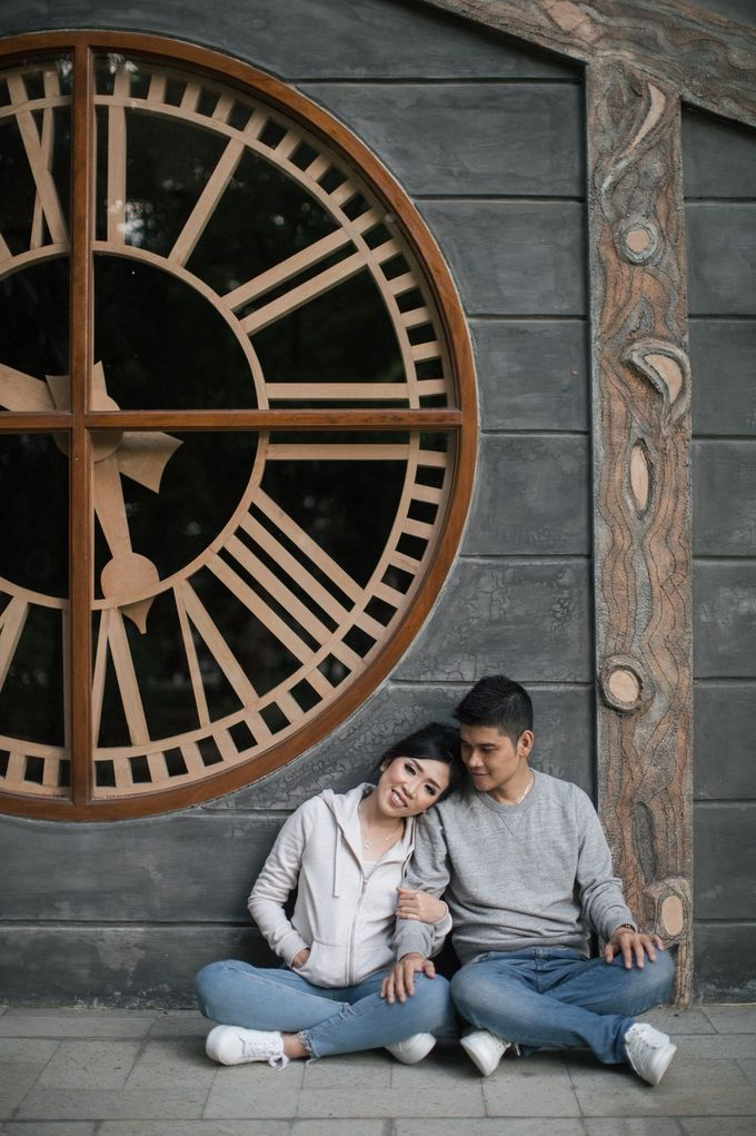 R & M Prewed Album by Fratello Photography - 003