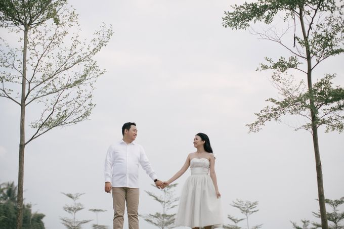 B & Y Prewed Album by Fratello Photography - 005