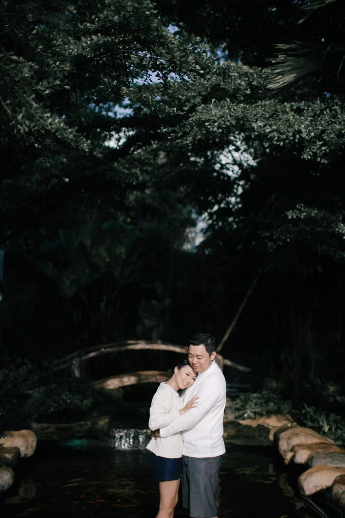 B & Y Prewed Album by Fratello Photography - 027