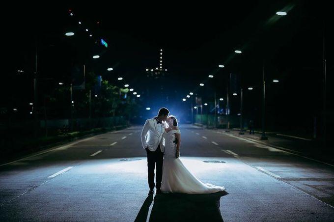 Budj & Cy {Wedding} by Joane Kathlyn HMUA - 012