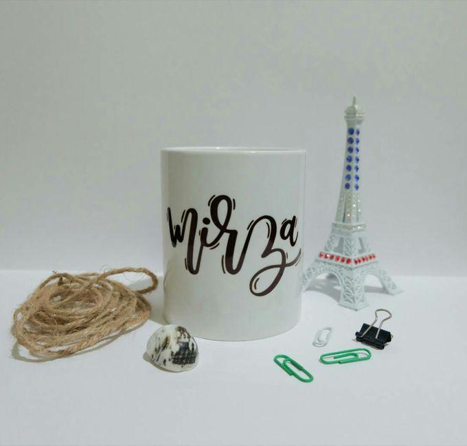 Handletters Customized Mugs by Irwanletters - 001