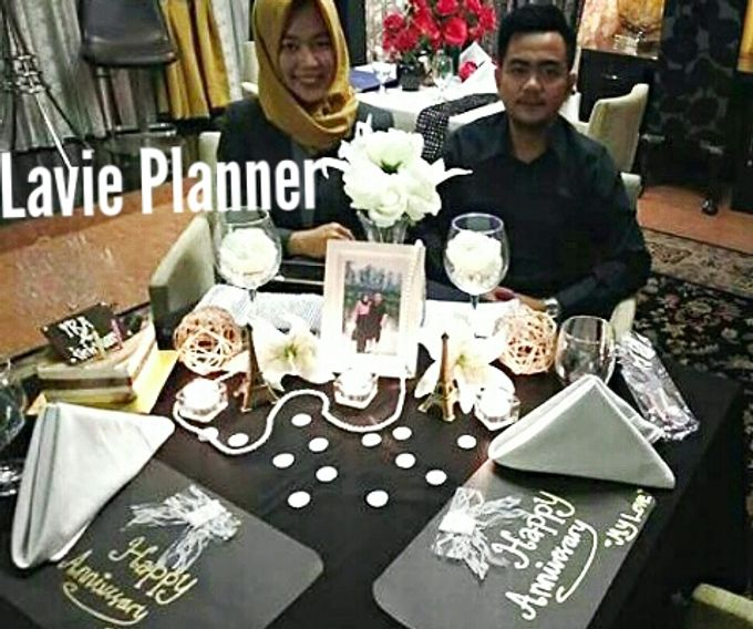 Anniversary Table Decor by Lavie Planner - 004