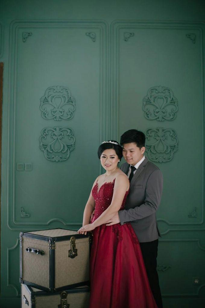 Y & V Prewed Album by Fratello Photography - 013
