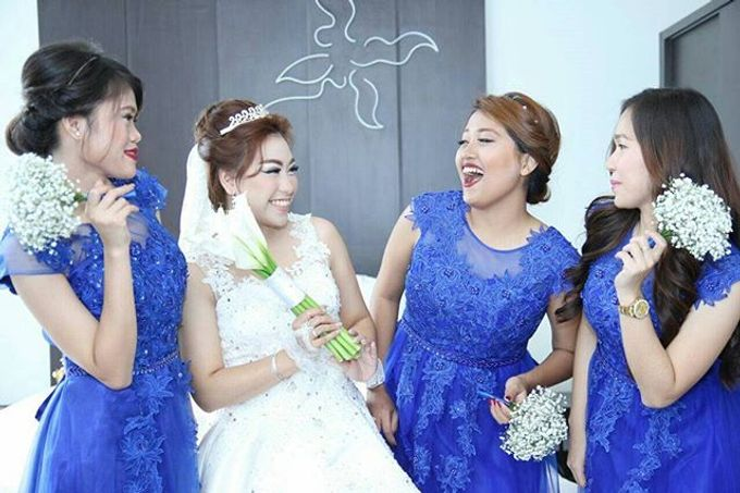 Surya & Mitta Wedding by Hana Flower Boutique - 002