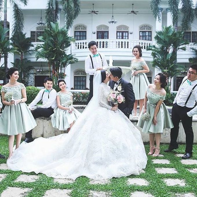 CATUR & MELLISA WEDDING DAY by Tinara Brides - 009