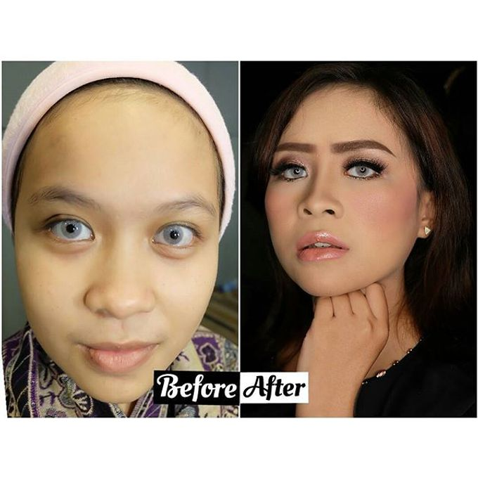 Ayu Wedding by Make Up by Lala - 002