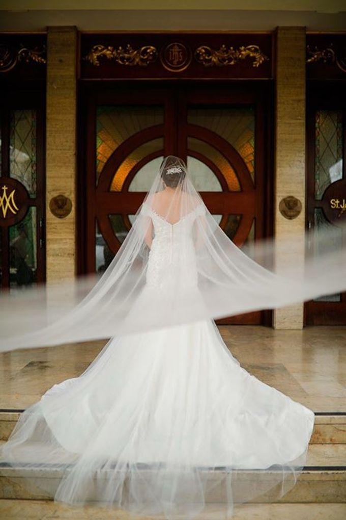 Budj & Cy {Wedding} by Joane Kathlyn HMUA - 040