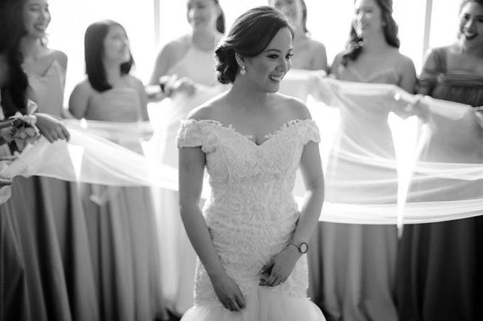Budj & Cy {Wedding} by Joane Kathlyn HMUA - 043
