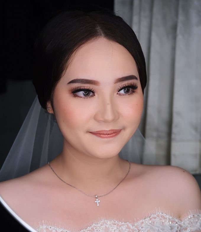 Ms. Meisy  by MRS Makeup & Bridal - 002