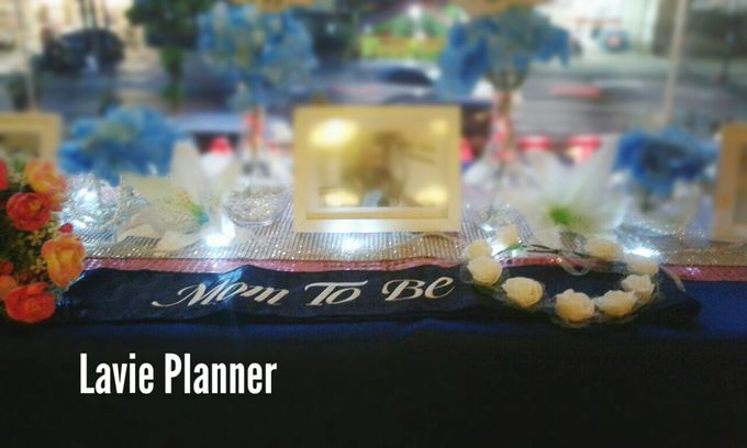 Bridal Shower/Baby shower Project by Lavie Planner - 001