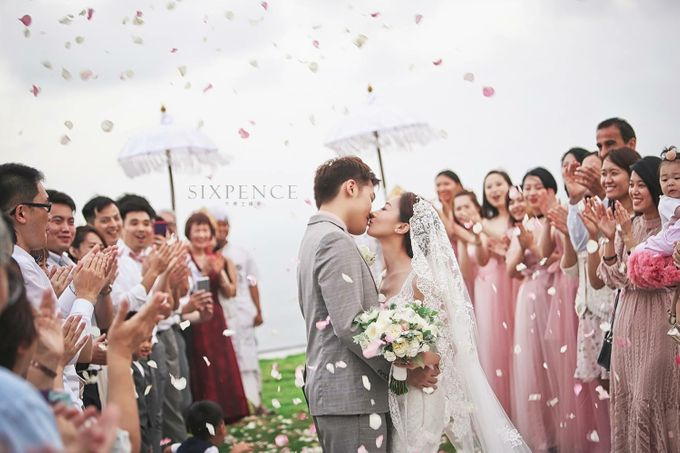 The Wedding of Mr Isent and Ms WanPei by Bali Wedding Atelier - 001