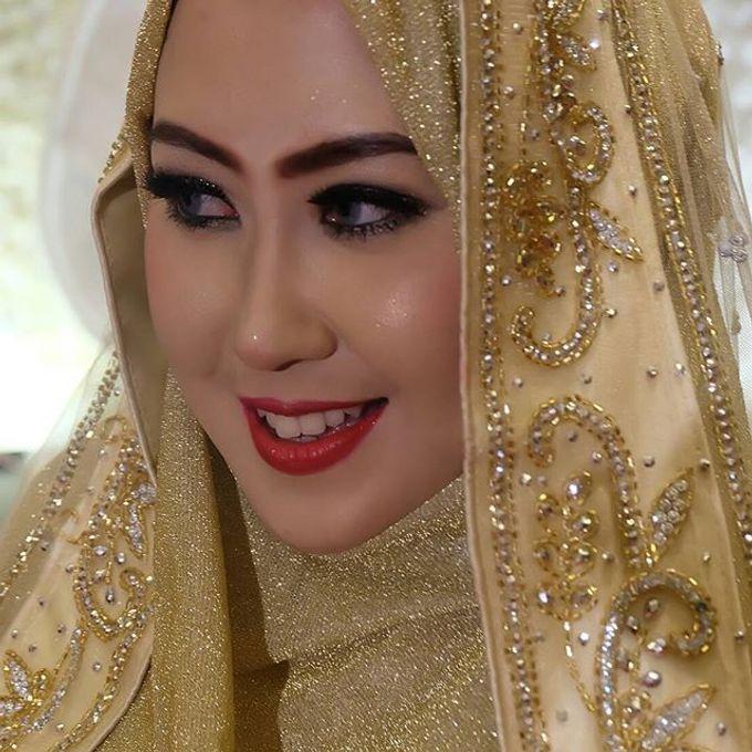 Sarah Wedding by Make Up by Lala - 001