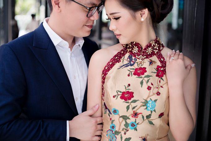 Wedding of Andi & Wenny by Love Bali Weddings - 002