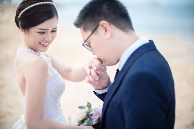 Wedding of Andi & Wenny by Love Bali Weddings - 003