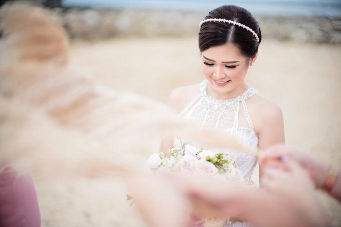 Wedding of Andi & Wenny by Love Bali Weddings - 005