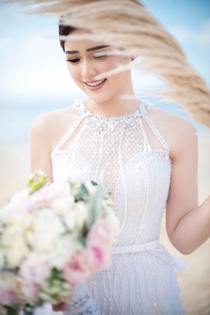 Wedding of Andi & Wenny by Love Bali Weddings - 006
