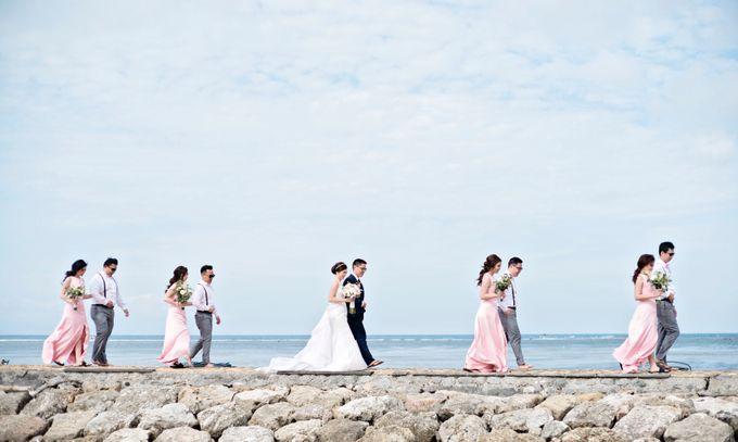 Wedding of Andi & Wenny by Love Bali Weddings - 007
